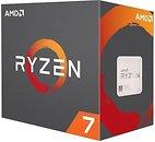 Фото AMD Ryzen 7 2700X Pinnacle Ridge 3700Mhz Box (YD270XBGAFBOX)