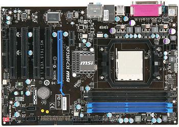 MSI NF520T-C35 LAN Download Drivers