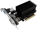 Фото Palit GeForce GT 710 954MHz (NEAT7100HD06-2080H)