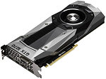 Фото NVidia GeForce GTX 1070 Founders Edition 8GB 1510MHz (900-1G411-2520-001)