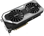 Фото Palit GeForce GTX 1080 JetStream 8GB 1733MHz (NEB1080015P2-1040J)