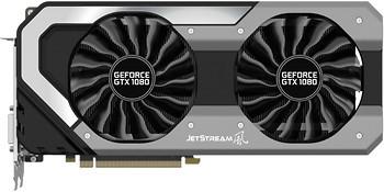 Фото Palit GeForce GTX 1080 Super JetStream 8GB 1847MHz (NEB1080S15P2-1040J)