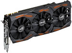 Фото Asus GeForce GTX 1080 ROG Strix Advanced Edition 1695MHz (ROG STRIX-GTX1080-A8G-GAMING)