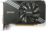 Фото Zotac GeForce GTX 1060 Mini 6GB 1506MHz (ZT-P10600A-10L)