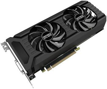 Фото Palit GeForce GTX 1070 Dual 8GB 1683MHz (NE51070015P2-1043D)