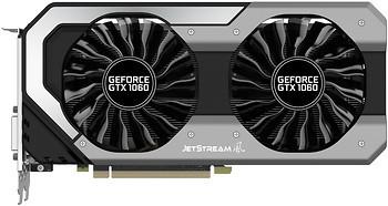 Фото Palit GeForce GTX 1060 Super JetStream 6GB 1847MHz (NE51060S15J9-1060J)