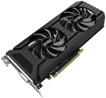 Фото Palit GeForce GTX 1060 Dual 3GB 1708MHz (NE51060015F9-1061D)