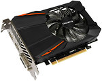 Фото Gigabyte GeForce GTX 1050 Ti 4GB 1316MHz (GV-N105TD5-4GD)