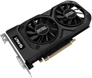 Фото Palit GeForce GTX 1050 Ti Dual 4GB 1392MHz (NE5105T018G1-1071D)