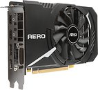 Фото MSI GeForce GTX 1060 Aero ITX 3GB 1506MHz (GeForce GTX 1060 AERO ITX 3G)