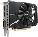Фото MSI GeForce GTX 1050 Ti Aero ITX OC 4GB 1341MHz (GeForce GTX 1050 TI AERO ITX 4G OC)