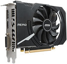 Фото MSI GeForce GTX 1050 Aero ITX OC V1 2GB 1404MHz (GeForce GTX 1050 AERO ITX 2G OCV1)