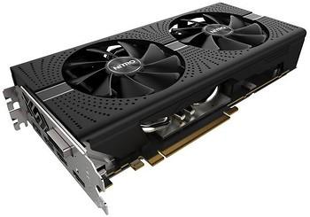 Sapphire Radeon RX 570 Nitro+ 4GB 1340MHz (11266-14)