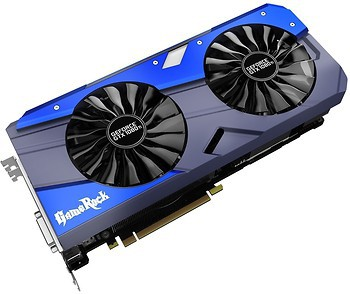Фото Palit GeForce GTX 1080 Ti GameRock Premium Edition 11GB 1594MHz (NEB108TH15LC-1020G)