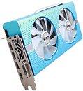 Фото Sapphire Radeon RX 580 Nitro+ Special Edition (Metal Blue) 8GB 1430MHz (11265-21-20G)