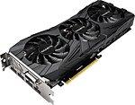 Фото Gigabyte GeForce GTX 1080 Ti Gaming OC Black 11GB 1544MHz (GV-N108TGAMINGOC BLACK-11GD)