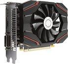 Фото MSI GeForce GTX 1050 Ti OC V2 4GB 1341MHz (GeForce GTX 1050 TI 4G OCV2)