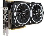Фото MSI GeForce GTX 1070 Ti Armor 8GB 1607MHz (GeForce GTX 1070 Ti ARMOR 8G)