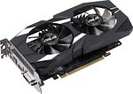 Фото Asus GeForce GTX 1050 Ti Dual OC Edition 4GB 1341MHz (DUAL-GTX1050TI-O4G-V2)