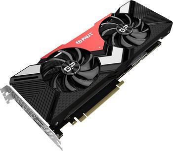 Фото Palit GeForce RTX 2080 GamingPro OC 8GB 1515MHz (NE62080S20P2-180A)