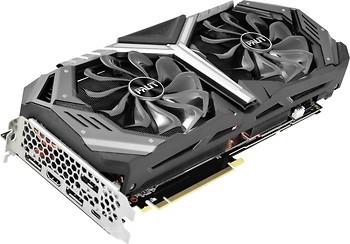 Фото Palit GeForce RTX 2070 GameRock Premium 8GB 1410MHz (NE62070H20P2-1061G)