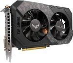Фото Asus GeForce GTX 1660 TUF Gaming 6GB 1500MHz (TUF-GTX1660-6G-GAMING)