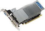 Фото MSI GeForce 210 1GB 589MHz (N210-MD1GD3H/LP)