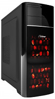 Фото Frime FC-702B w/o PSU Black/Red