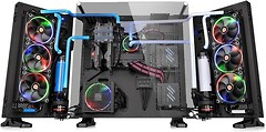 Фото Thermaltake Core P7 Tempered Glass Black w/o PSU (CA-1I2-00F1WN-00)