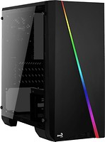 Фото AeroCool PGS Cylon Mini RGB w/o PSU Black