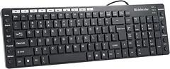 Defender HM-810 OfficeMate Black USB