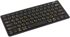 Фото HQ-Tech KB-105BT Black Bluetooth