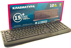 LogicPower LP-KB 046 Black PS/2