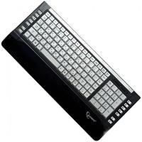 Gembird KB-9630SB-RUA Grey-Black USB+PS/2