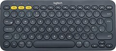 Logitech K380 Multi-Device Grey Bluetooth