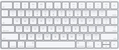 Фото Apple Magic Keyboard RU/EN White USB (MLA22RU/A)