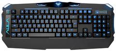 Acme Aula Dragon Deep Waterproof Gaming Keyboard Black USB