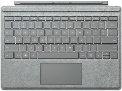 Microsoft Surface Pro 4 Type Cover Signature Grey