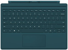 Microsoft Surface Pro 4 Type Cover Teal