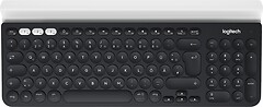 Фото Logitech K780 Multi-Device RU Black Bluetooth/USB (920-008043)