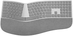 Microsoft Surface Ergonomic Gray Bluetooth