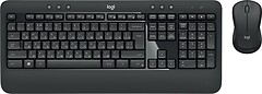Фото Logitech MK540 Advanced RU Black USB (920-008686)