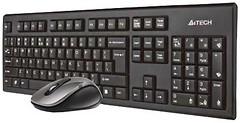 A4Tech 7100H DustFree HD Mouse Wireless Desktop Black USB