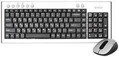 A4Tech 7500N Silver USB