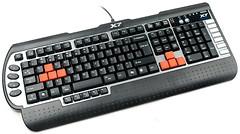 A4Tech X7-G800 Black-Silver USB
