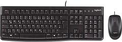 Фото Logitech MK120 Combo Black USB (920-002561)