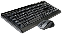 Фото A4Tech 6100F Black USB