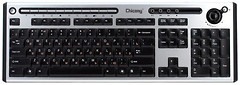 A4Tech KIP-800-R Black-Grey USB