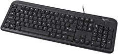 Gembird KB-101-RU Black PS/2