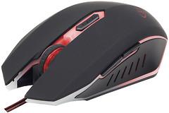 Gembird MUSG-001-R Black-Red USB
